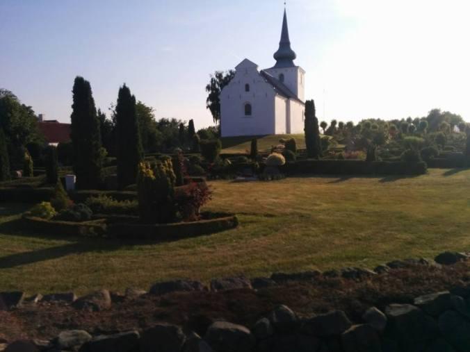 Vandel Church